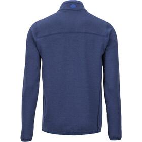 Marmot Preon T-shirt avec demi-zip Homme, arctic navy